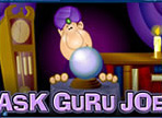 Spielen Ask Guru Joe