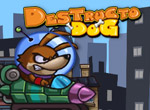 Играть в Destructo Dog