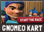 Play Gnomeo Kar