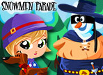 Play Snowmen Parade