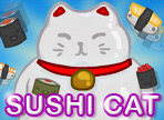 Play Sushi Cat