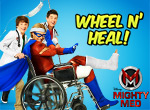 Spielen Wheel 'n' Heal