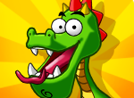 Играть в Feed Dragon