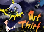 Играть в Art Thief