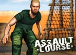 AssaultCourseをプレイ