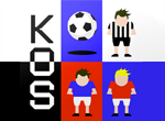 Kind of Soccerをプレイ