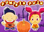 Играть в Pumpkin Push